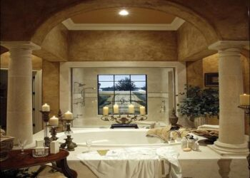 Amazing Master Bathroom Designs