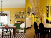 The Bizarre Secret of Yellow Dinning Room