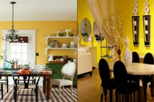 The Bizarre Secret of Yellow Dinning Room